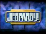 Jeopardy! 2000-2001 season title card screenshot 18