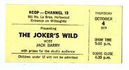 The Joker's Wild (October 04, 1979)