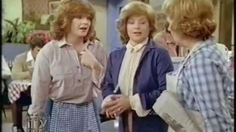 "ANGIE S2 Ep9 ""Family Feud"" DONNA PESCOW DEBRALEE SCOTT 1979 Pt1 2"