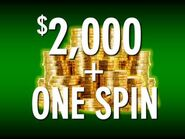 Pyl 2019 present 2 000 one spin space dg by dadillstnator ddailih-250t