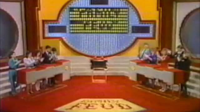 The Beeman's on Family Feud (1989)