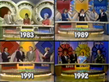 Wheel of Fortune (2)/Sets