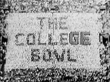 The College Bowl 2