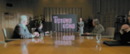 Confessions of a Dangerous Mind The Dating Game Pilot Logo Scene