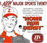 Home Run Derby 2-15-1960