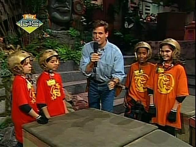Legends of the Hidden Temple Episode 43 Silver Cannonball of Grandy Nanny