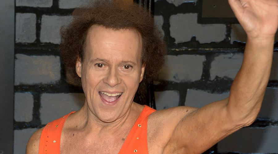 Richard Simmons Game Shows Wiki Fandom Powered By Wikia