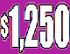 $1250