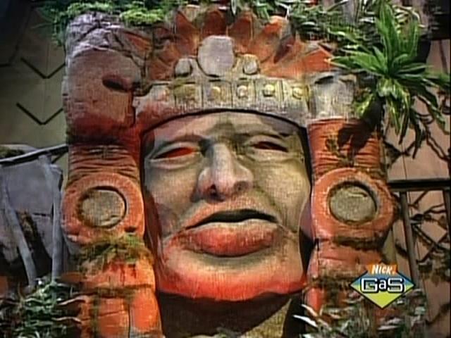 Legends of the Hidden Temple Episode 83 War Fan of the 47 Rōnin