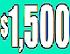 $1500
