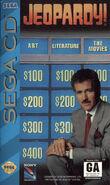 Jeopardy! Sega CD Game