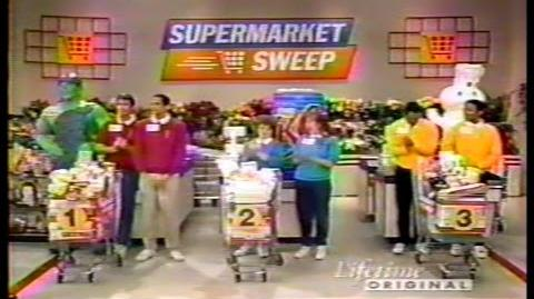 Supermarket Sweep (1994) Twin Car Giveaway Finals