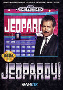 Jeopardy! Sega Genesis Video Game