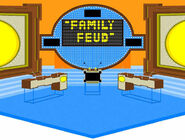 Family Feud Set 1976-1985