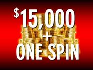 Pyl 2019 present 15 000 one spin space red by dadillstnator ddailtp-250t
