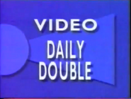 Video Daily Double -3