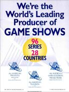 All American Television Game Shows