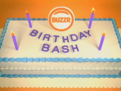 Buzzr Birthday Bash