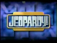 Jeopardy! 2000-2001 season title card screenshot 20