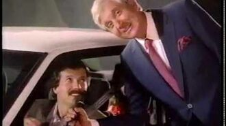 Oldsmobile Monty Hall 80s Commercial (1989)