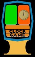 Clock Game Vector(2)
