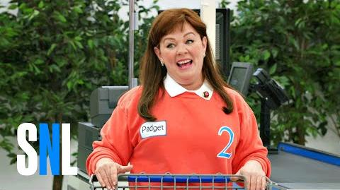 Cut For Time Supermarket Spree (Melissa McCarthy) - SNL
