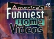 America's Funniest Home Videos Logo 1998