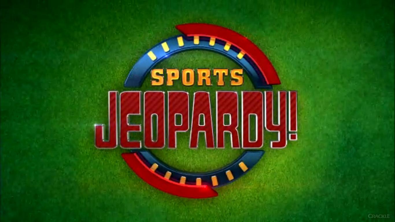 Sports Jeopardy! | Game Shows Wiki | FANDOM powered by Wikia