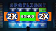 Cash Explosion Spoltlight Doubles Bonuses