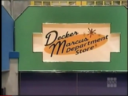 Decker Marcus Department Store
