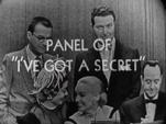 Panel of I've Got a Secret
