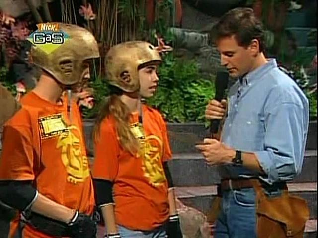 Legends of the Hidden Temple Episode 41 Silver Horseshoe of Butch Cassidy