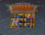 $100,000 Jeopardy! Tournament of Champions 2