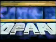 Jeopardy! 2000-2001 season title card screenshot 5