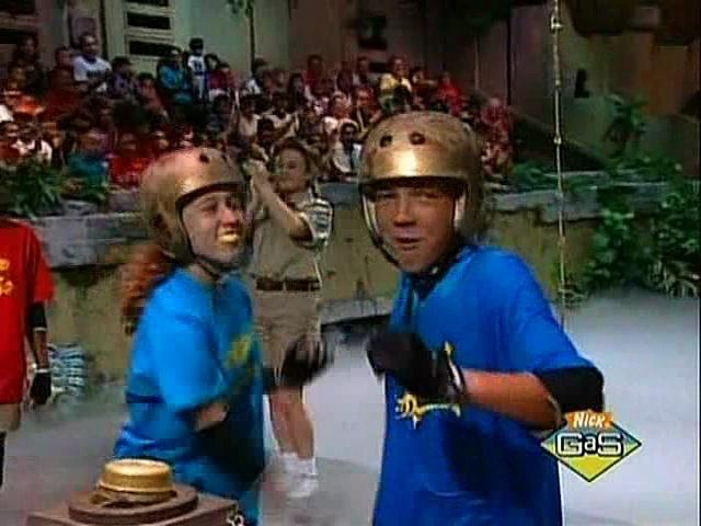 Legends of the Hidden Temple Episode 57 Enormous Iron Nose Ring of Babe the Ox