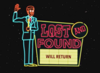 Lost and Found Will Return