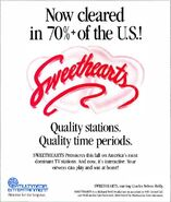 Sweethearts '88 ad