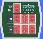 Card Sharks Money Cards