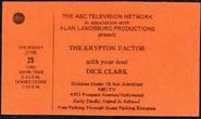 The Krypton Factor (June 25, 1981)