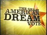 Great American Dream Vote