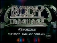Body Language '83