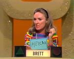 Brett Hyena