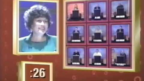 Hollywood Squares Game Show Week, Day 3