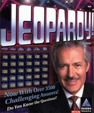 Jeopardy! Hasbro Interactive PC Game