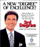 3rd Degree 1989 ad
