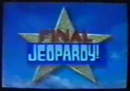 Final Jeopardy! Red