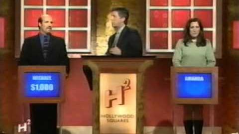 Hollywood Squares Game Show Week, Day 2