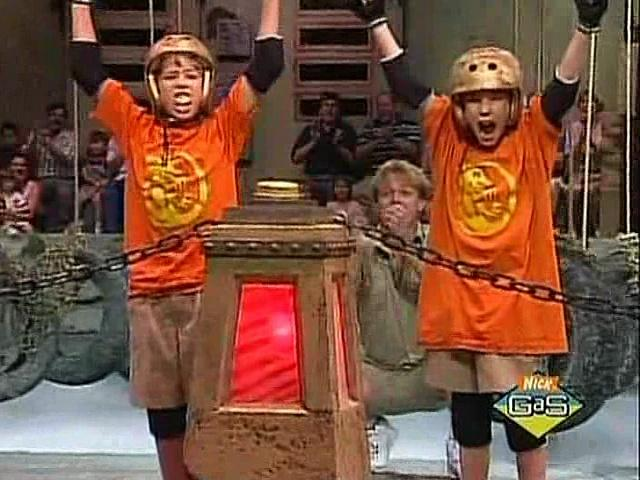 Legends of the Hidden Temple Episode 64 Shriveled Hand of Efoua