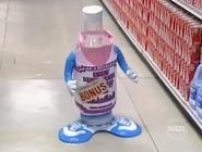 Inflatable Mouthwash Bonus