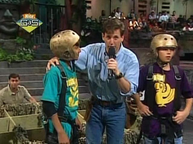 Legends of the Hidden Temple Episode 71 Snakeskin Boots of Billy the Kid